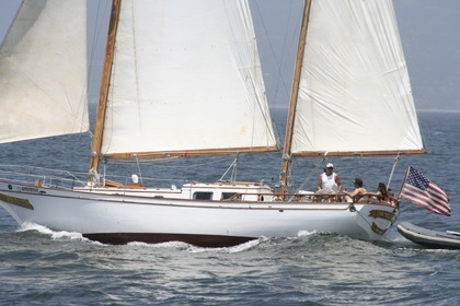 Alquiler Velero William Garden Custom 46 Marina del Rey