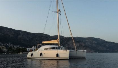 Rental Catamaran Cbn Lagoon 410 Monaco