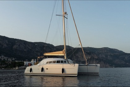 Location Catamaran CBN Lagoon 410 Porto-Vecchio