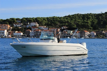 Hire Motorboat SESSA MARINE LARGO 22 Tisno