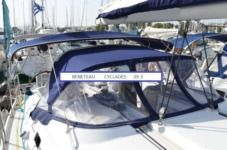 Beneteau Cyclades 39.3  With Skipper in Heraklion