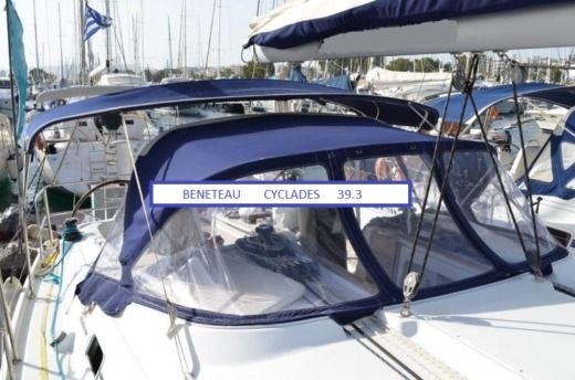 Beneteau Cyclades 39.3  With Skipper a Herakleio