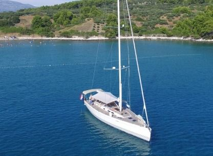 Rental Sailboat X-Yachts Xp65 Rijeka