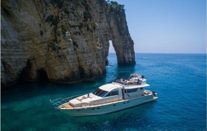 Rental Motorboat Posillipo 64 Zakinthos