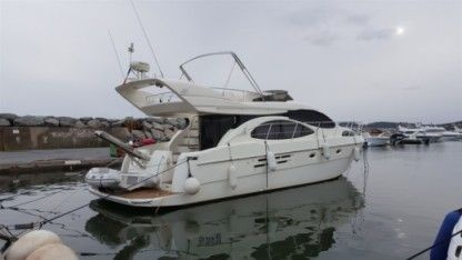 Rental Motorboat Azymut 46 Fly Skiathos
