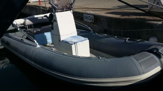 RIB Capelli Tempest Work 500 for hire