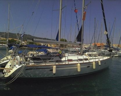Charter Sailboat Bavaria 46 Cruiser Rhodes