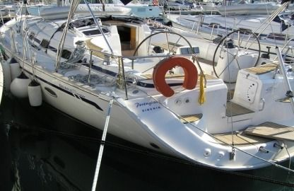 Charter Sailboat Bavaria 50 Portugizac Split