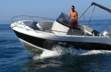 Motorboat Atlantic Marine 670 for hire