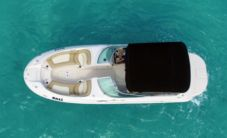 Charter Motorboat Searay 24 Foot Cozumel
