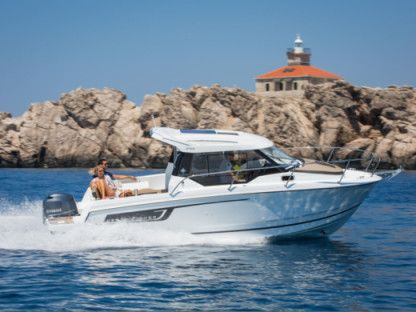 Rental Motorboat  Merry Fisher 795 Zadar