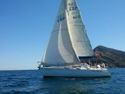Charter Sailboat Beneteau First 285 Altea