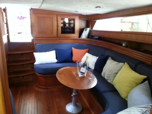 Lancha Chris Craft Commander 38 en alquiler
