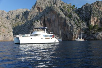 Rental Motorboat Fountaine Pajot Cumberland 44 Canet-en-Roussillon