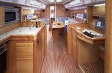 Sailboat Bavaria 38 Cruiser Boem for rental