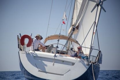 Charter Sailboat Beneteau First 47.7 Sète