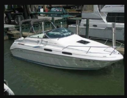 Charter Motorboat Sea Ray 230 Sundancer Grado