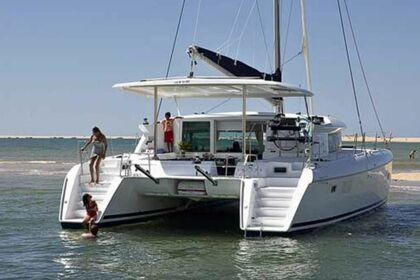 Location Catamaran LAGOON LAGOON 420 Cienfuegos