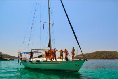 Rental Sailboat Bavaria 50 Sporades