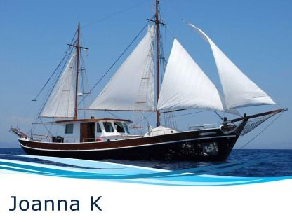 Charter Sailboat Spetses Traditional Wooden Motorsailer Alimos
