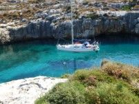 Dufour 455 Grand Large in Kalimnos for hire
