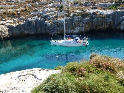 Charter Sailboat Dufour 455 Grand Large Kalimnos