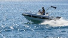 Tancredi Nautica Bluemax 550 Open in Vodice for hire