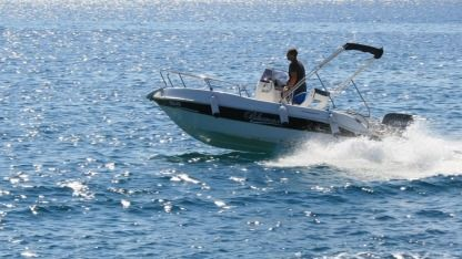 Rental Motorboat Tancredi Nautica Bluemax 550 Open Vodice
