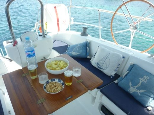 Sailboat Poncin Yachts Harmony 38 for hire
