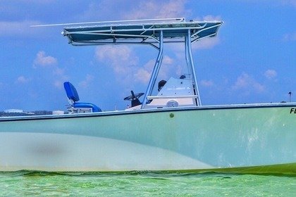 Miete Motorboot Sea craft 23 console Fishing Key West