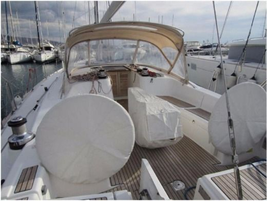 Charter Sailboat Oceanis 54 Athens