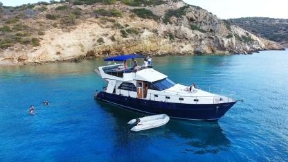 Charter Motorboat Wave Runner 50 Athens