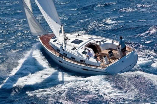 Sailboat Bavaria 40