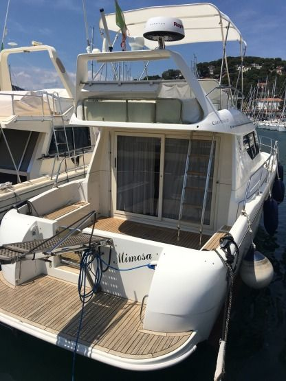Rental Motorboat Carnevali 120 Fly Andora