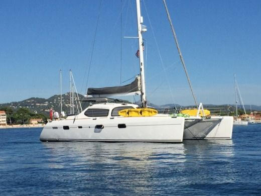 Catamarán ALLIAURA MARINE PRIVILEGE 585 EASY CRUISE en alquiler
