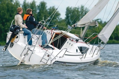 Rental Sailboat Maxus 21 Grou