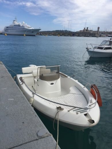 SESSA MARINE Key Largo LOCATION UNIQUEMENT AVEC CAPITAINE a Antibes tra privati