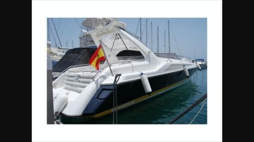 Sunseeker APACHE 45 in Empuriabrava for hire