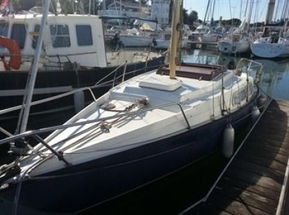 Rental Sailboat Samouraï 24 La Rochelle