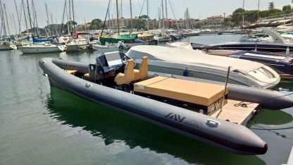 Location Semi-rigide Say Carbon Yachts 31 Rib Saint-Jean-Cap-Ferrat