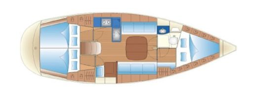 Bavaria 36 Cruiser in Split peer-to-peer