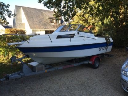 Rental Motorboat Drago Sunday Dl 5,35 Arzal