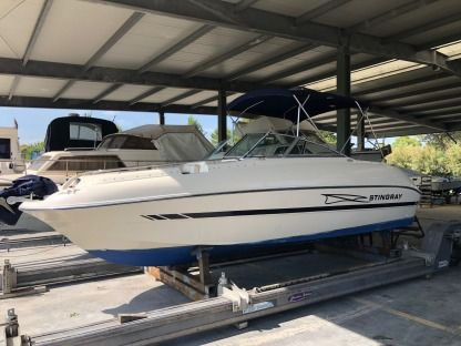 Charter Motorboat Stingray 220 Ds Lignano Sabbiadoro