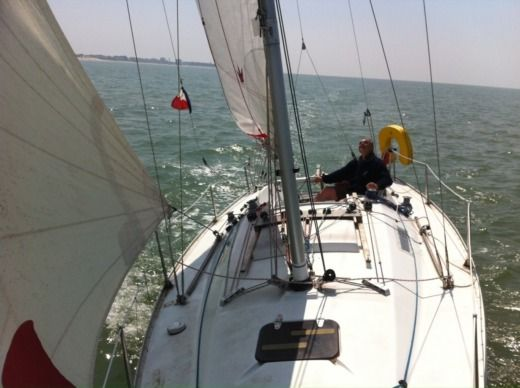 Beneteau First Class 8 in Nieuwpoort for hire