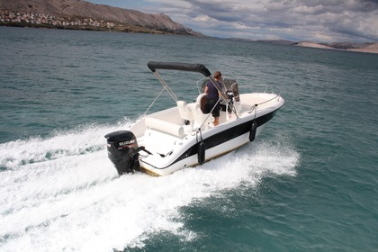 Hire Motorboat FISHER 20 Pag