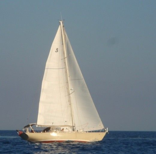 Sailboat Cheoy Lee Offshore 47 for hire