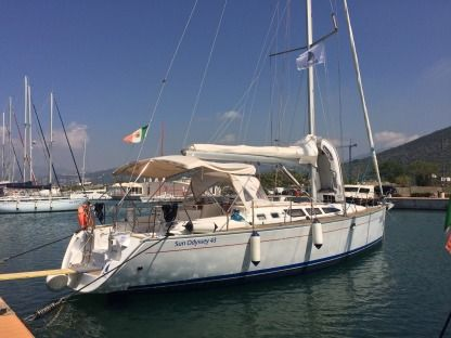 Charter Sailboat Jeanneau 43 Salerno