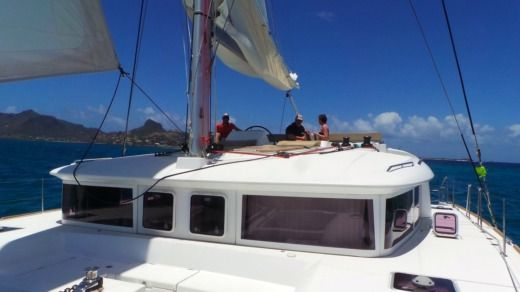Lagoon Lagoon 450 in Gros Islet peer-to-peer