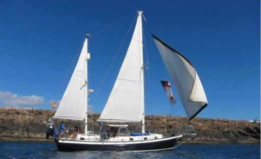 Jongert Clipper 44 in Puerto Calero, Las Palmas for hire