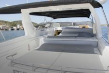 Sunseeker Renegade 60 in Ibiza